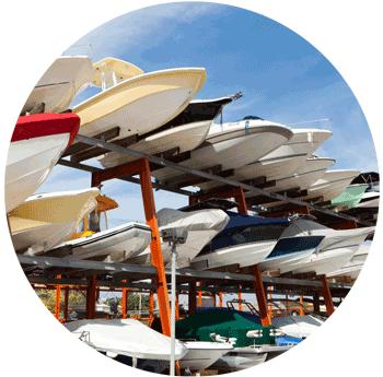 servizio deposito barche cna